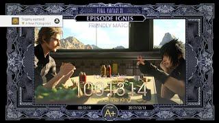 FINAL FANTASY XV: Episode Ignis - Friendly Match (Ignis VS Noctis)
