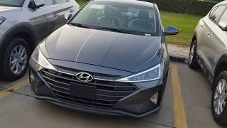 Hyundai elantra ad 2019 facelift | هيونداي النترا ad ٢٠١٩ الشكل الجديد facelift