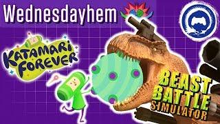 Battle Ball Brawlers | Wednesdayhem | Stream Four Star