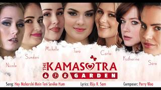 Top 10 Kamasutra - HOT Sexy Hollywood Girls VS Bollywood Sunny Leone