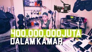 400jt DALAM KAMAR #SOMBONGTINGKATDEWA - Room Tour + Q&A