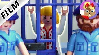 Playmobil Film polski - MAMA W WIĘZIENIU! CZY BĘDZIE TAM JUŻ NA ZAWSZE? Serial dla dzieci