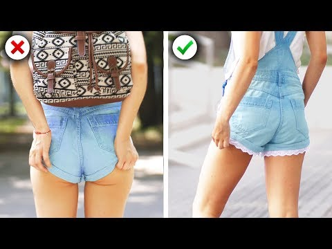 Xxx Mp4 13 Easy School Girl Fashion Hacks And Back To School DIY Clothes Ideas By Crafty Panda 3gp Sex