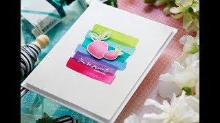 Pinkfresh Studio-Liquid Watercolor Video Hop