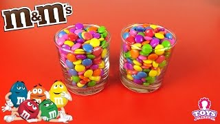M&M's Surprise Toys Hide & Seek - Minions, Spongebob Toys