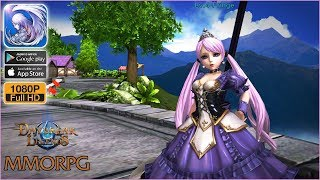 Daybreak Legends Gameplay Android - iOS MMORPG