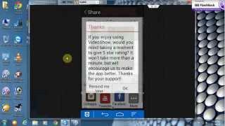 কিভাবে মোবাইল দিয়ে  একটি ভিডিও তৈরি করতে পারি How to create a video on ur mobile