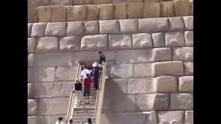 Beautiful Pyramid of Khufu in Ghiza, Misor