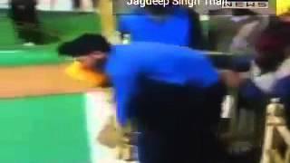 Golden temple cctv footage parminder singh theek hoyeya