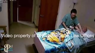هذا العجوز ظل يبكي كل يوم في المستشفى .. و عندما وضعوا كاميرا في غرفته !! كانت الصدمة!!