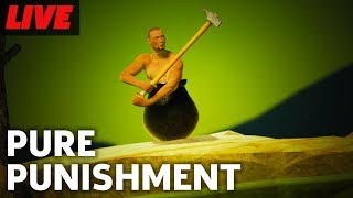 Getting Over It - Rage With Erick Live