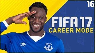 FIFA 17 | Everton Career Mode S2 Ep16 - NEW STRIKER TARGETED!!