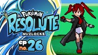 TO THE SYLON LEAGUE! | Pokemon Resolute Nuzlocke w/ JayYTGamer: Episode #26
