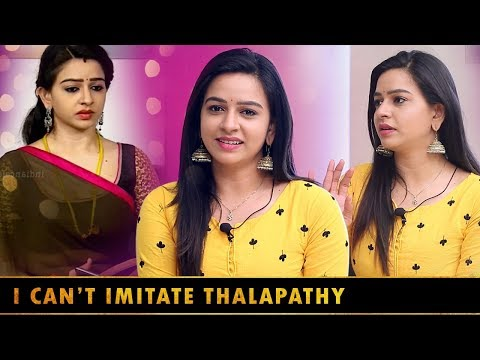 Xxx Mp4 Sareeலயே Glamourஆ பாக்குறாங்கன்னா அதுக்கு நாங்க பொறுப்பு கிடையாது Actress Divya Ganesh Interview 3gp Sex
