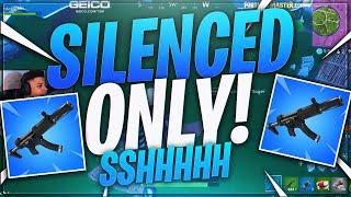 TSM Myth - A SILENCED SMG IS ALL I NEED!! (Fortnite BR Full Match)