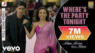 Where's The Party Tonight - KANK | John | Abhishek | Preity Zinta