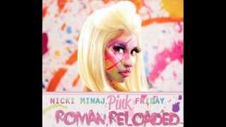 Nicki Minaj Ft. Chris Brown - Right By My Side Instrumental