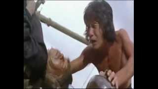 Jackie Chan Drunken Master training