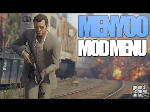 Mod Menu GTA V PC: Menyoo + Downoald