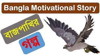 শিখতে হবে বাজপাখির থেকে || Bangla Motivational Story