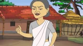 thakurmar jhuli bhooter naach part1