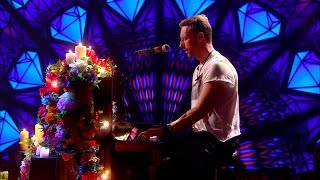Coldplay  Everglow Live On The Graham Norton Show