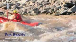 Desolation Canyon Rafting-Colorado River & Trail Expeditions
