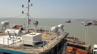 Paturia Ferry ghat Bangladesh