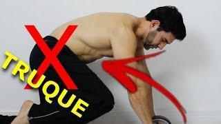 O MELHOR EXERCÍCIO PARA ABDOMEN - COMO FAZER?