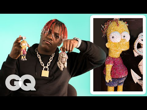 Lil Yachty Shows Off His Insane Jewelry Collection | GQ