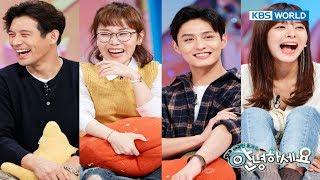Guests-Oh Jiho,Seol Ina,Park Seulgi,Do Jihan [Hello Counselor / SUB : ENG,THAI / 2017.10.30]