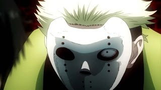Tokyo Ghoul Episode 11 東京喰種トーキョーグール Review - Jason and Kaneki's Torture Time