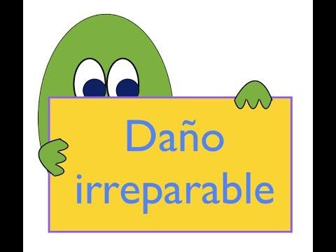 Daño irreparable