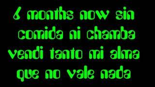 Noko -  Molotov - con letras by El Albionauta