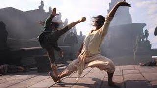 Ong Bak 3  أقوى فلم اجنبي اكشن حركات مدهشة ولا تصدق