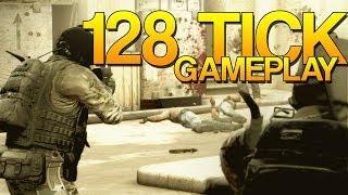 CS:GO - 128 tick Gameplay / Highlights