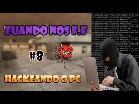 [CF/AL] Zuando nos FF - Hackiando o PC #8