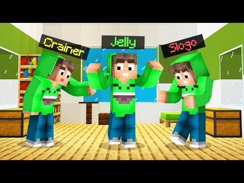 EVERYONE Is JELLY In MINECRAFT Funny