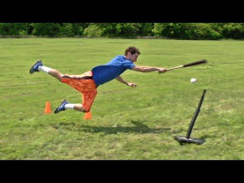 Dizzy Sports Battle | Dude Perfect