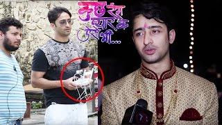 Dev Sonakshi Wedding Shot by Drone Camera | Shaheer Sheikh Interview | Kuch Rang Pyar Ke Aise Bhi