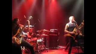 Revocation - Madness Opus live at The Gramercy Theatre NYC 9-14-2014