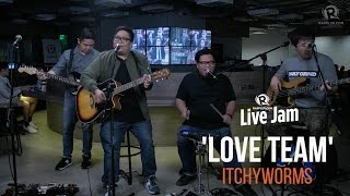 Itchyworms – 'Love Team'
