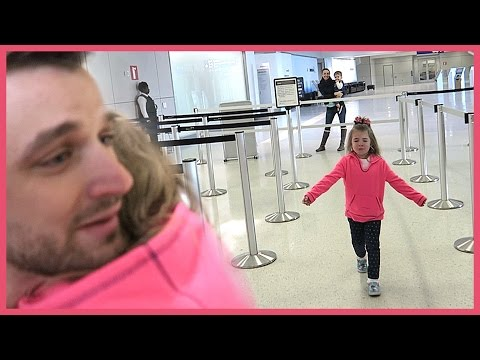 HEARTBREAKING DADDY-DAUGHTER GOODBYE!