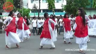 RAG DAY 2017, DEPARTMENT OF ENGLISH, WORLD UNIVERSITY OF BANGLADESH.