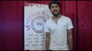 Channappa, winner of Saregamapa Season 11 at NammRadio