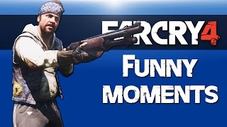 Far Cry 4 Co-op Funny Moments With Vanoss Ep. 2 (Noob adventures continue!) Many glitches!