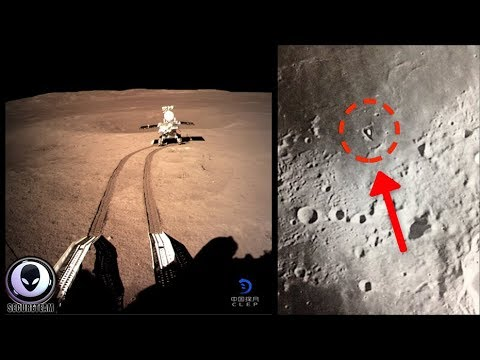 China Lands on FAR SIDE of Moon Alien Base Photos Imminent