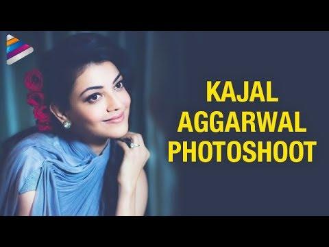 Kajal Aggarwal Romantic Photoshoot | Kajal Latest Pics | Celebrities Photos | Telugu Filmnagar
