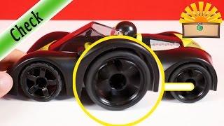 DURCHDREHENDE REIFEN! Playmobil 9089 Super Sport Racer NEUHEIT 2017 Film deutsch