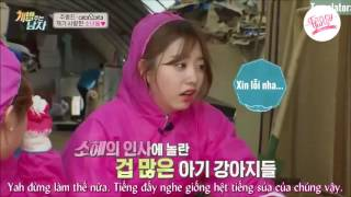 [Vietsub] {FancyJung} I.O.I - A Man Who Feeds The Dog Ep 30 Cut